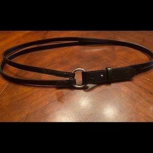 Chaps Double Strap  Belt